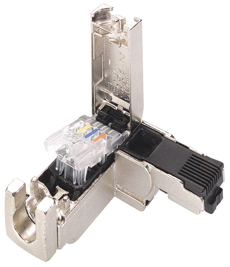 Siemens 6Gk1901-1Bb11-2Aa0 Simatic Net Industrial Ethernet Fc 6Gk1901-1Bb11-2Aa0