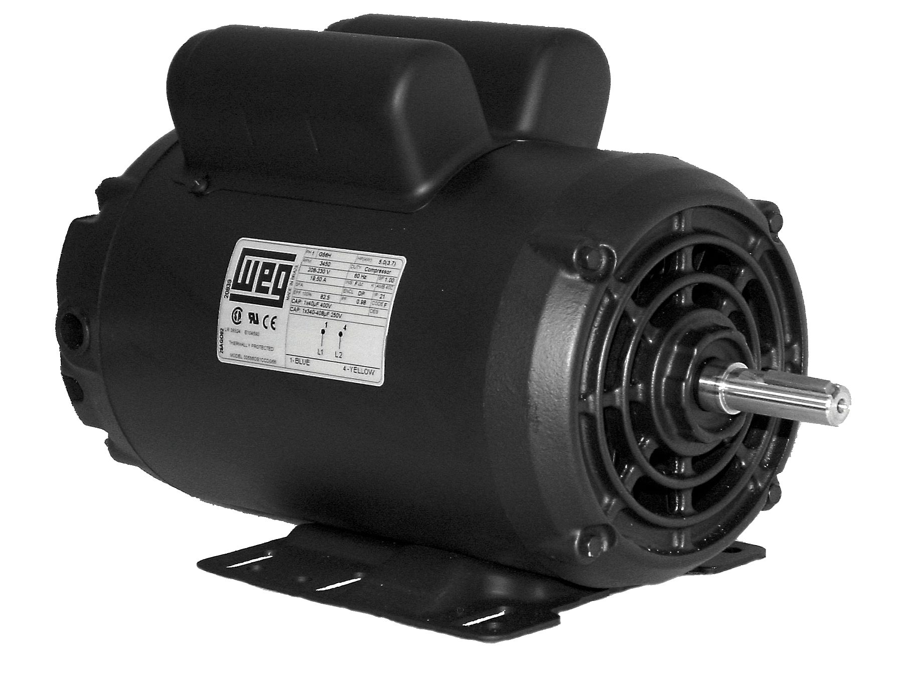 00536os1ccdg56 Weg Electric Motors Gr0046670