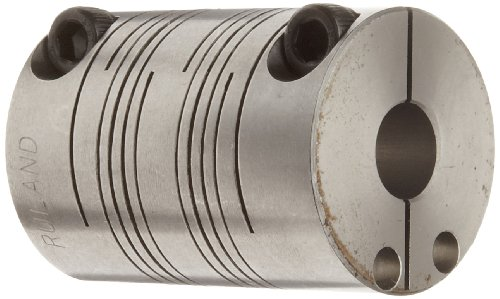 6 Beam Clamp FCR20-6-6-A Bore 3//8 x 3//8 In Ruland Manufacturing Coupling