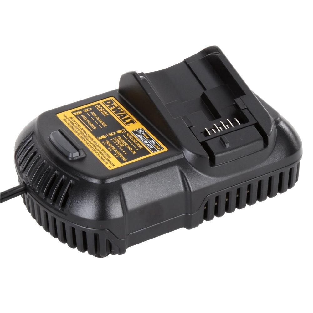 Dewalt lithium ion battery charger moen chateau shower handle