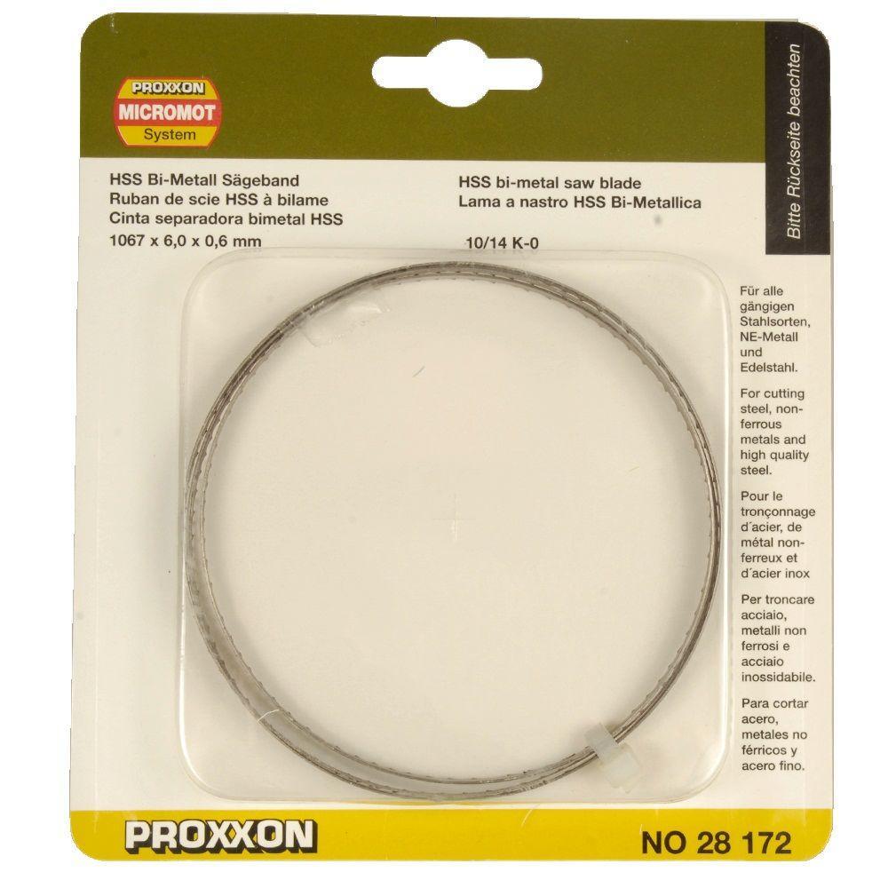 Tama/ño 6.5mm Proxxon 23 715 Vaso de 1//4 Longitud Total 25mm