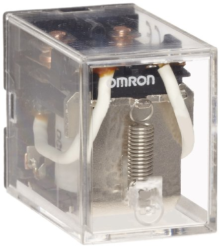 Omron-LY4-DC24 Wiring Relay Omron on