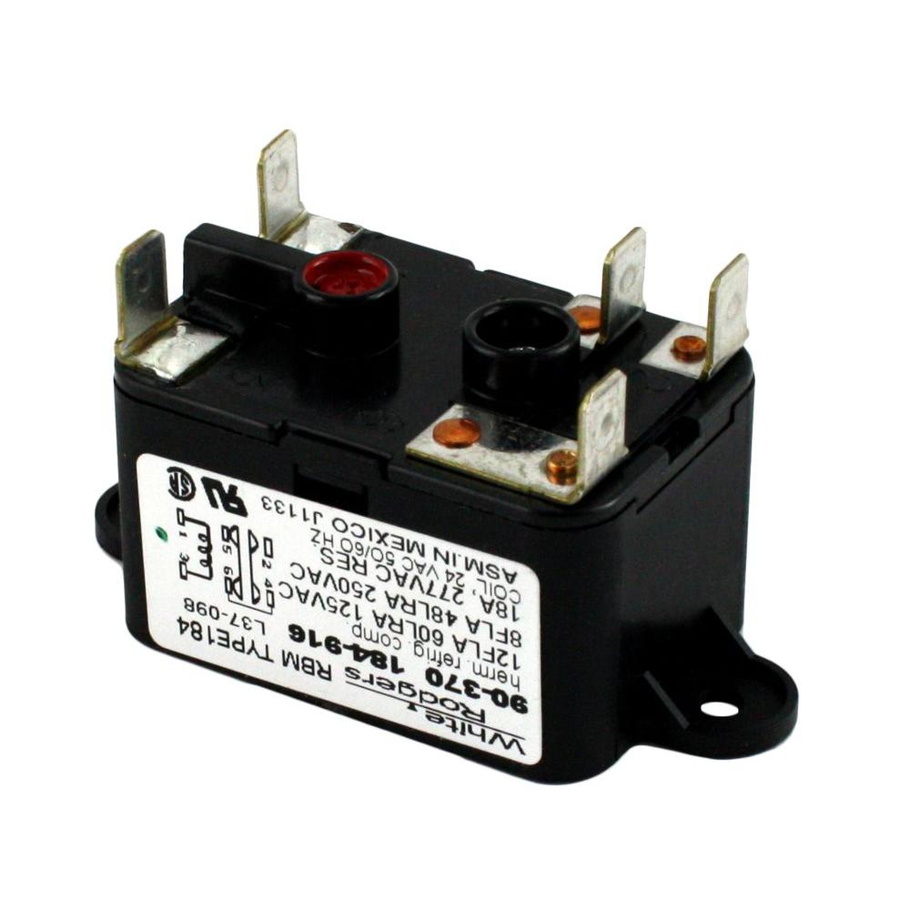 90-370 white rodgers - power relays - distributors, price comparison, and  datasheets | octopart component search  octopart