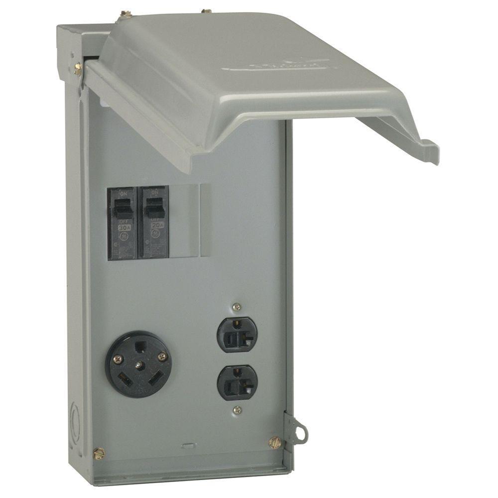 U041cp General Electric 202307106 Breaker Box Circuit Electrical Panel Fuse