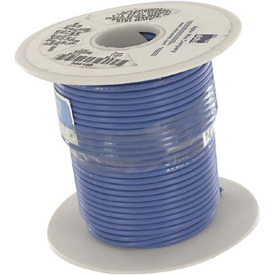 22 AWG Hook-Up Wire 3071 WH005 Alpha Wire