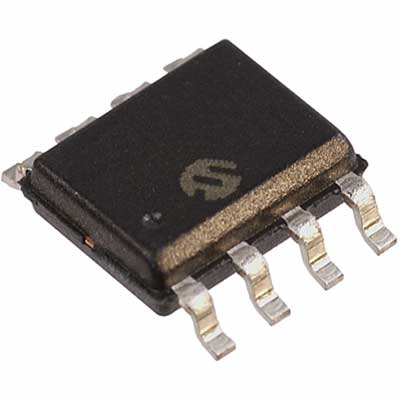 MICROCHIP SOIC8 93LC56 IC 93LC56B-I//SN EEPROM SERIAL 2K