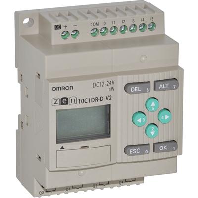 1 Pcs Nouveau OMRON ZEN-10C1AR-A-V2 PLC