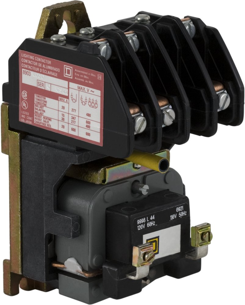 32 Square D 8903 Lighting Contactor Wiring Diagram ...