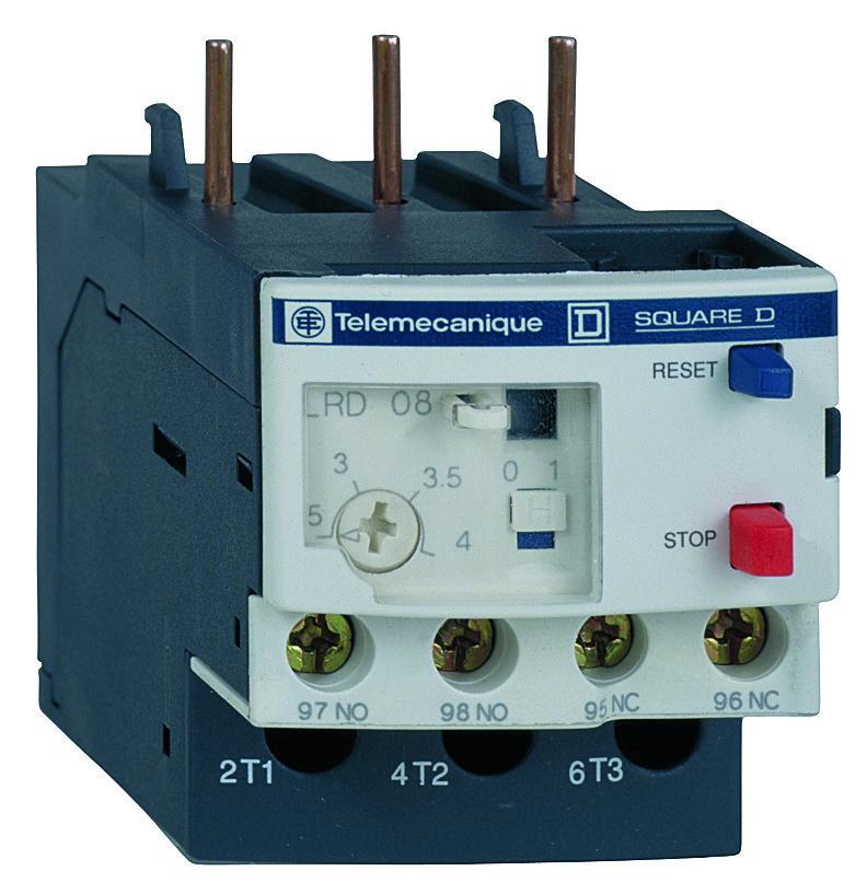 Lrd08 Schneider Electric Relays Distributors Price