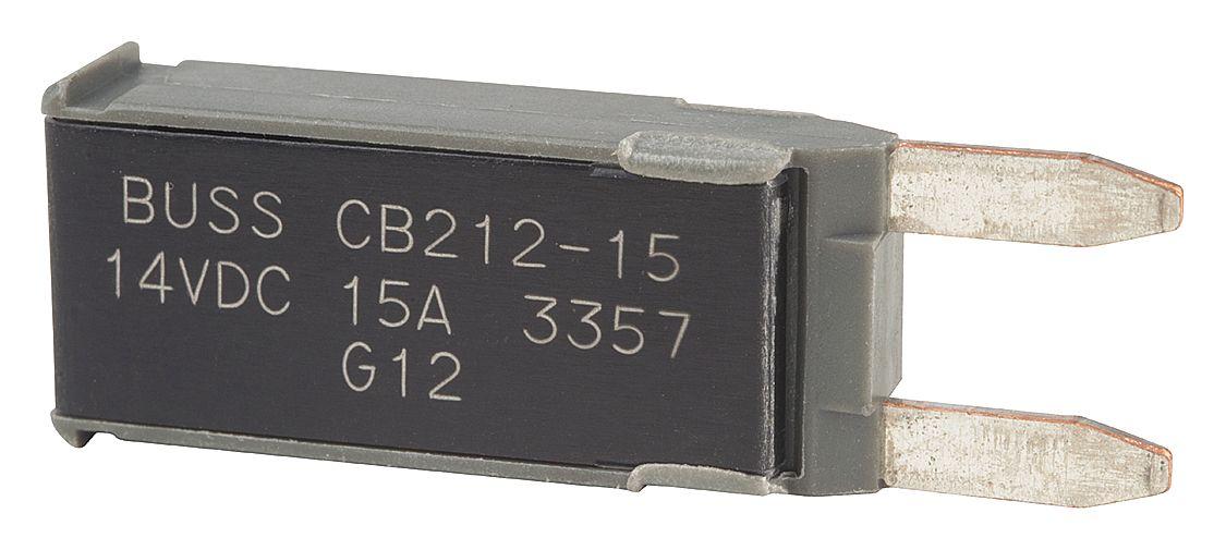 Circuit Breaker  Bussmann  CB212-15