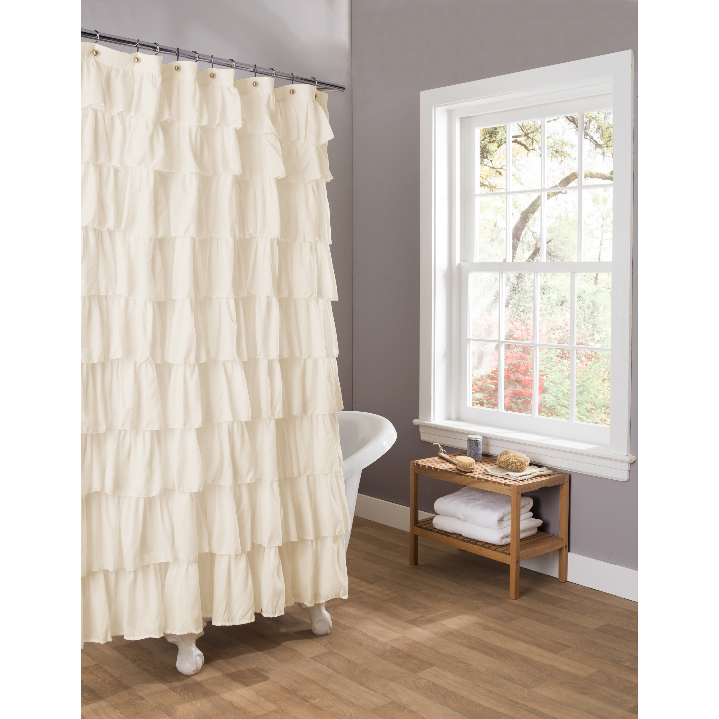 Bed bath and beyond shower curtain liners