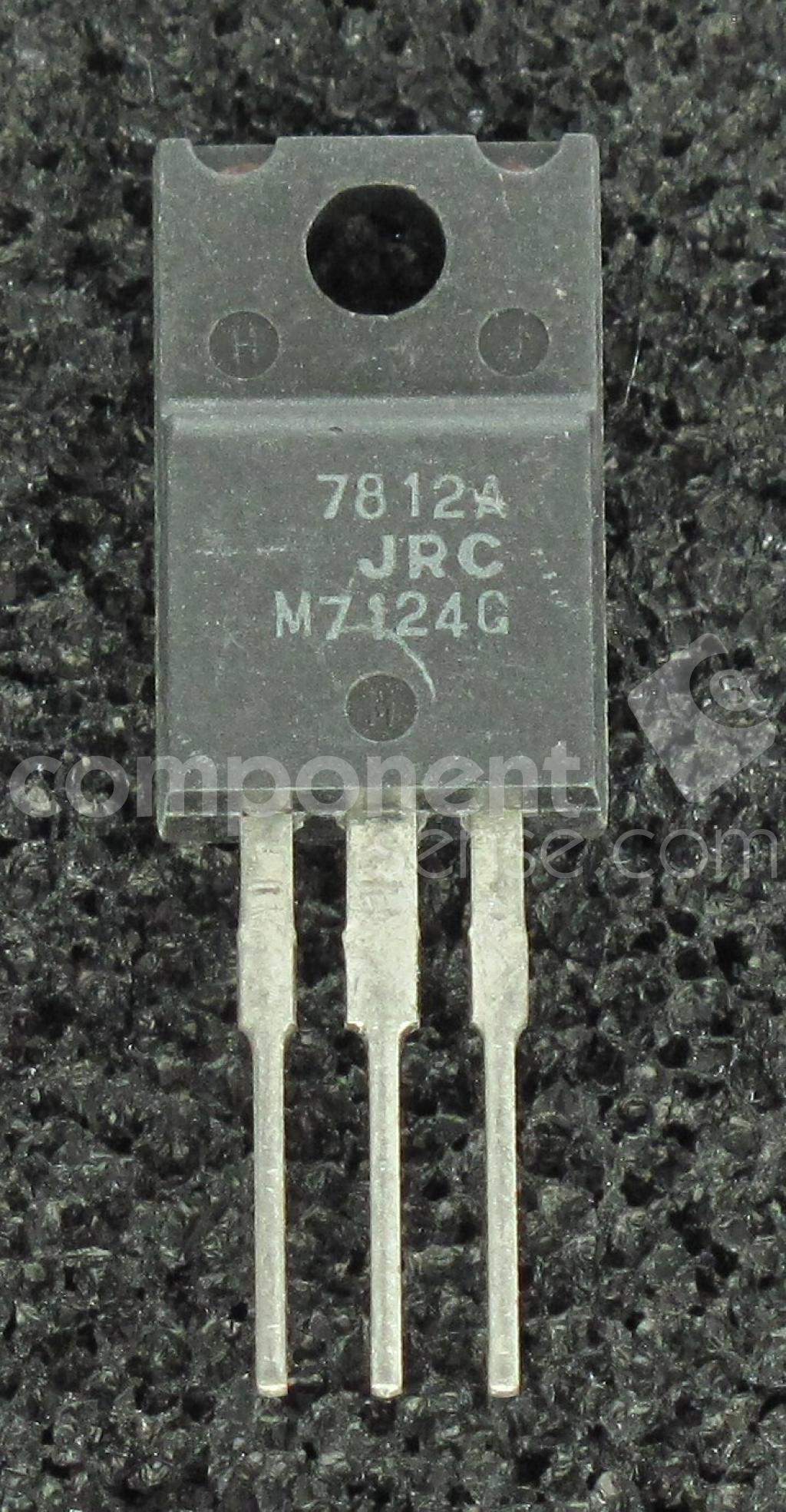 NJM7812FA IC REG lineare 12V 1.5A TO220F