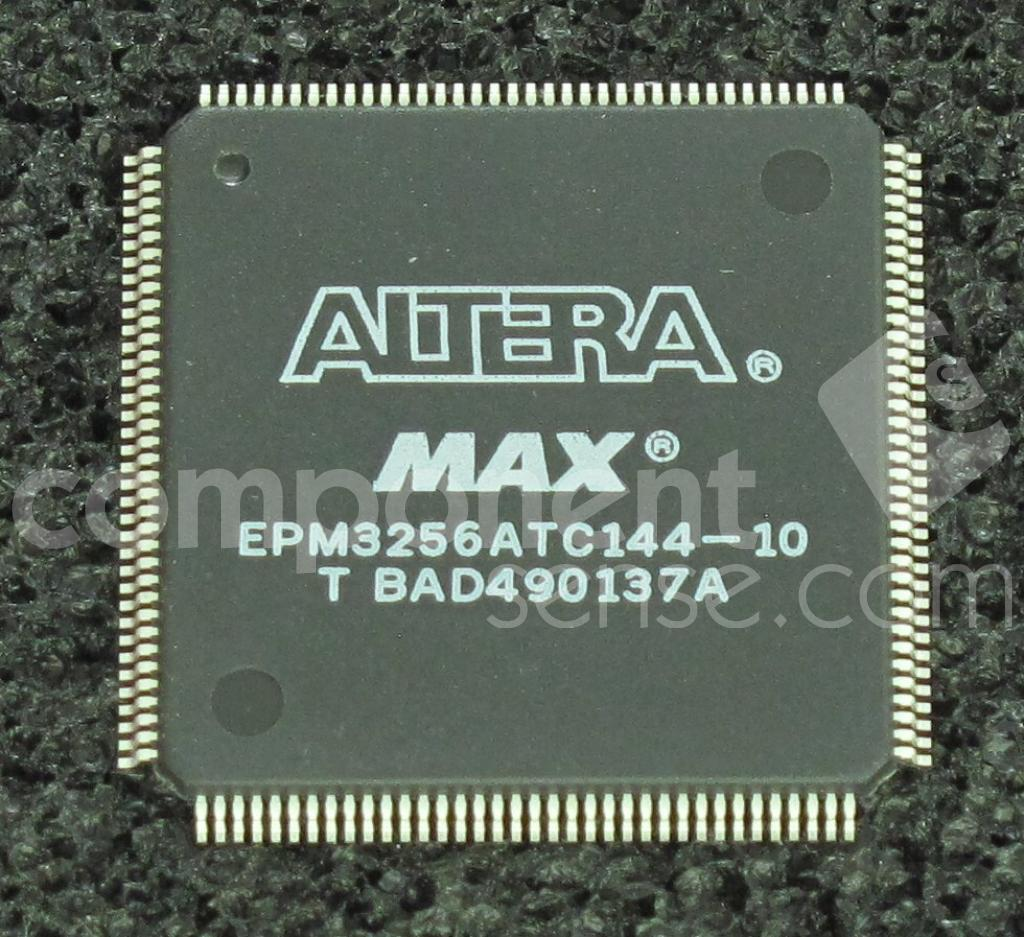 EPM3256ATC144-10 - Altera - EPM3256ATC14410 - datasheet