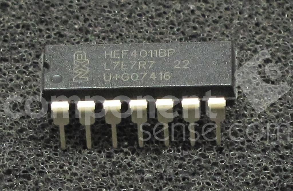 Hef4011bp datasheet