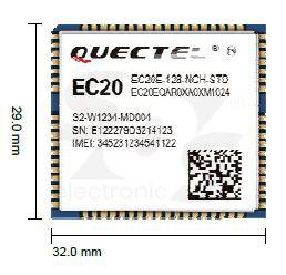 EC20-E - Quectel - EC20E