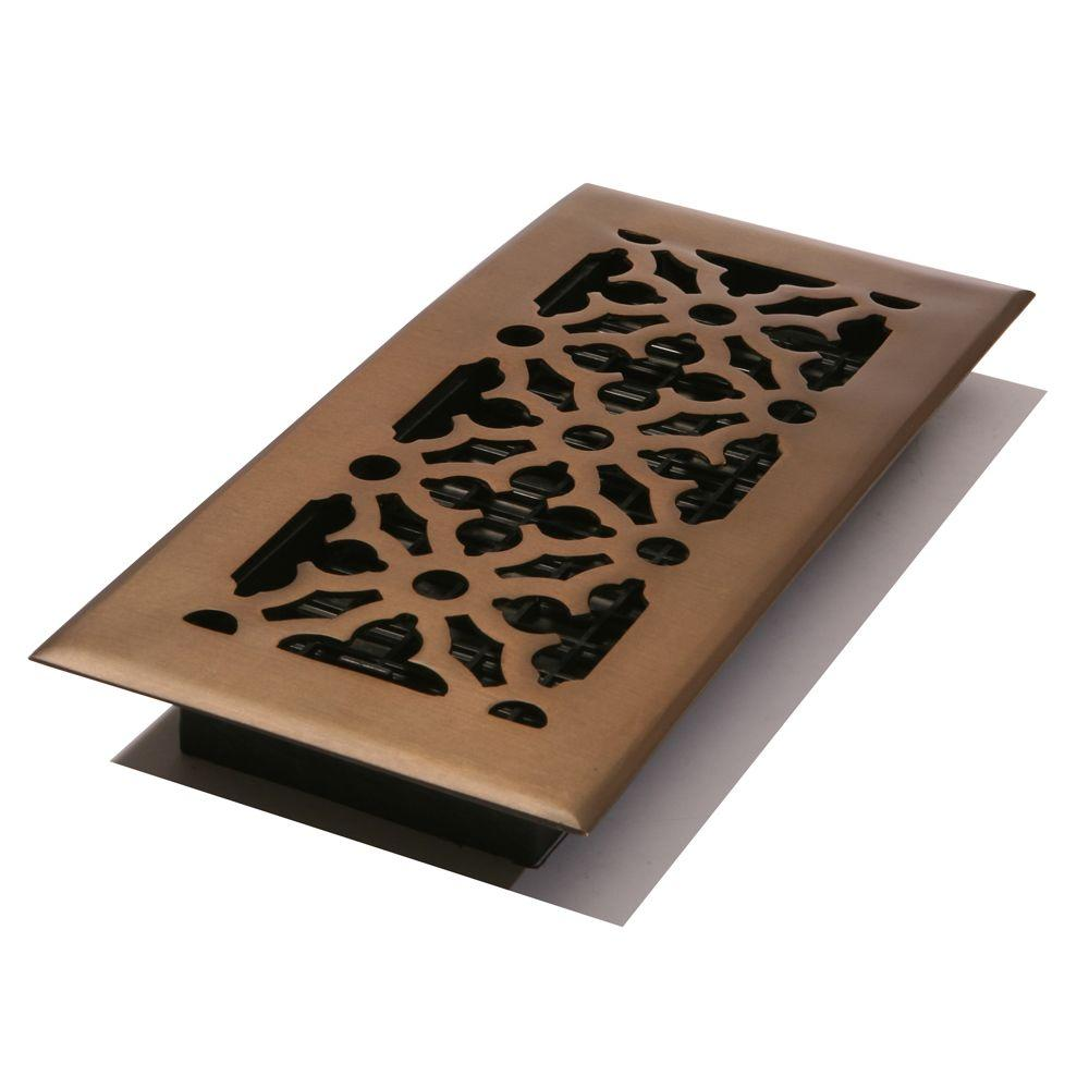 Agh412 Rb Decor Grates 202651041 Octopart