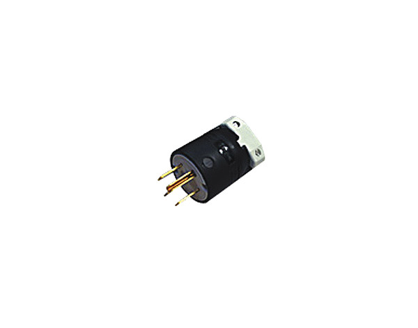 HUBBELL WIRING DEVICE-KELLEMS HBL9451C 4 Wire Industrial Straight Blade Plug