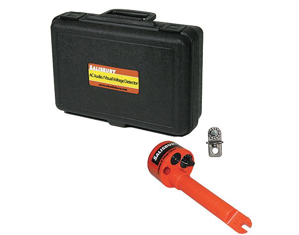 Salisbury Voltage Detector : Salisbury