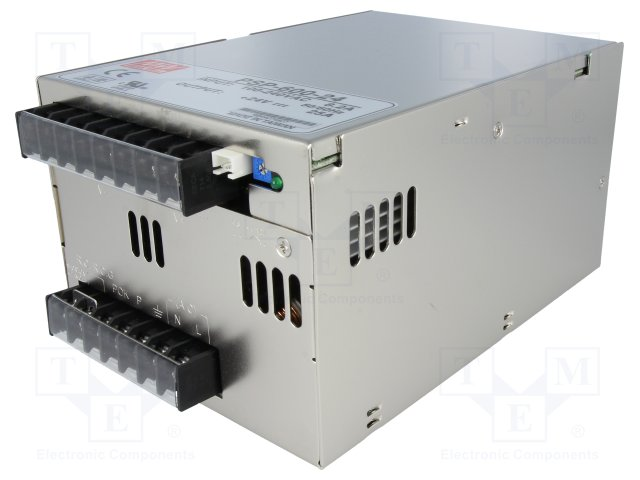Psp-600-24 Mean Well - Power Supply Modules