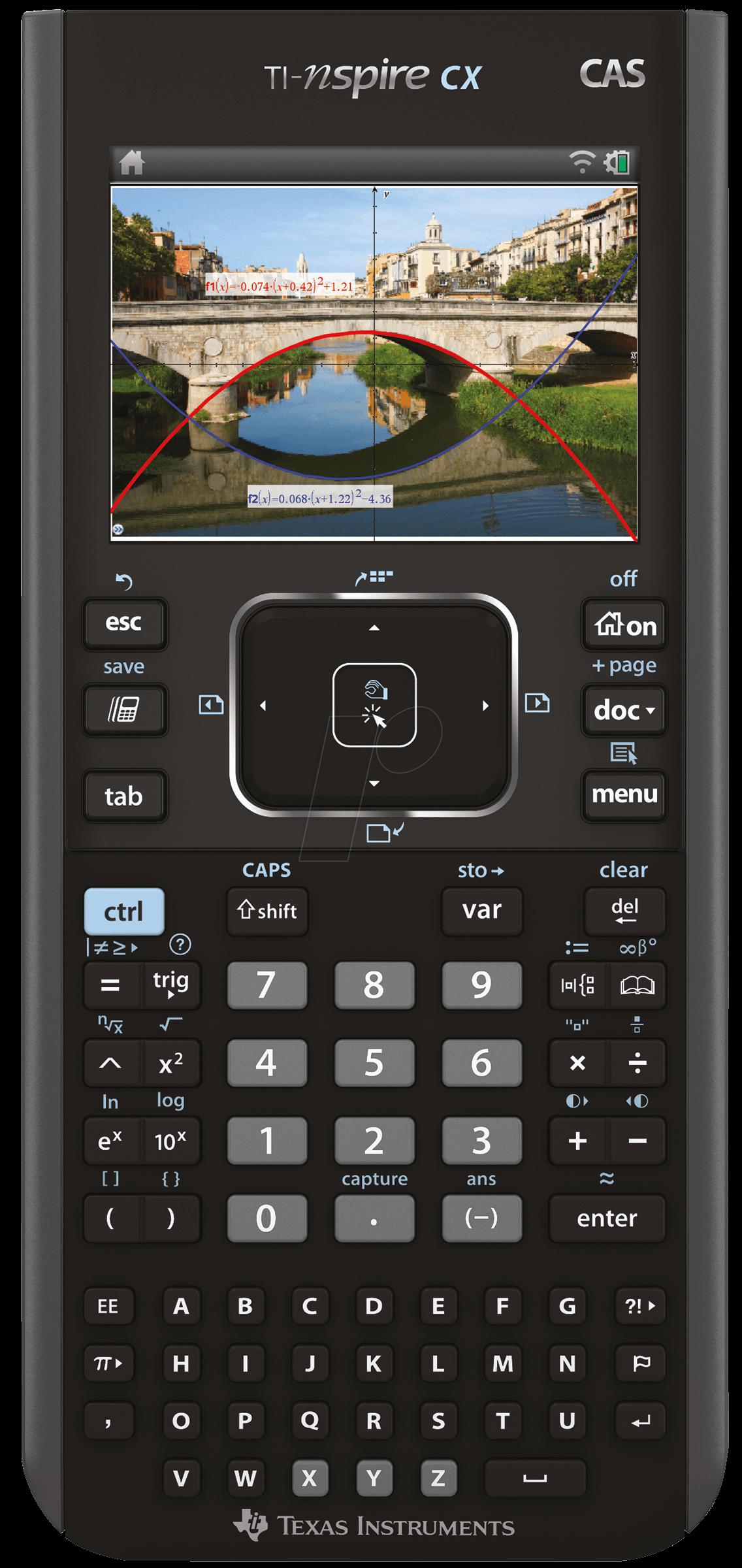 Ti Nspire Cx Cas Texas Instruments Distributors And Price Comparison Octopart Component Search