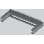 PCMCIA HDR 68 POS 1.27mm Solder RA Thru-Hole Tube 2A PCMT-134-02-S-D-RA-03-SL