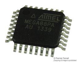 Microchip tech atmega88pa-pu pdf datasheet atmel & avr in.