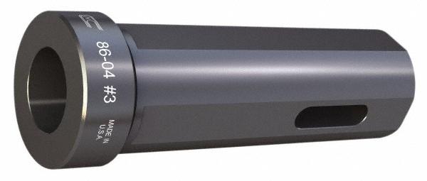 B Morse Taper ... Global CNC Industries 4MT Inside Morse Taper Standard Length
