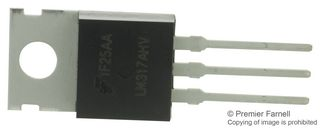 57V TO-220 LM317AHVT By FAIRCHILD SEMICONDUCTOR LDO VOLT REG 1.5A IC